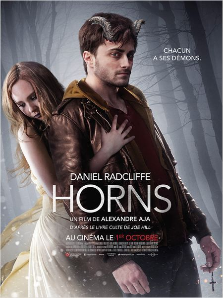 Critique Ciné : Horns, à bout de cornes