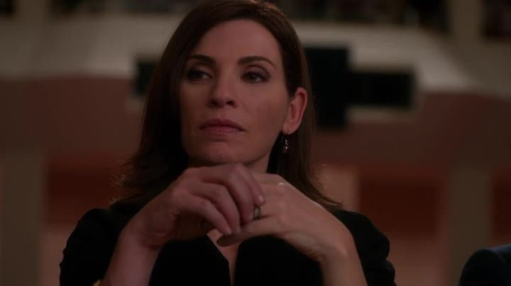 Critiques Séries : The Good Wife. Saison 6. Episode 3.