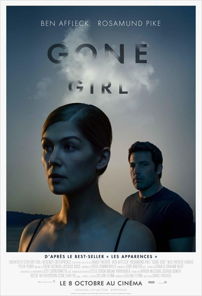 Critique Ciné : Gone Girl, ma femme a disparue