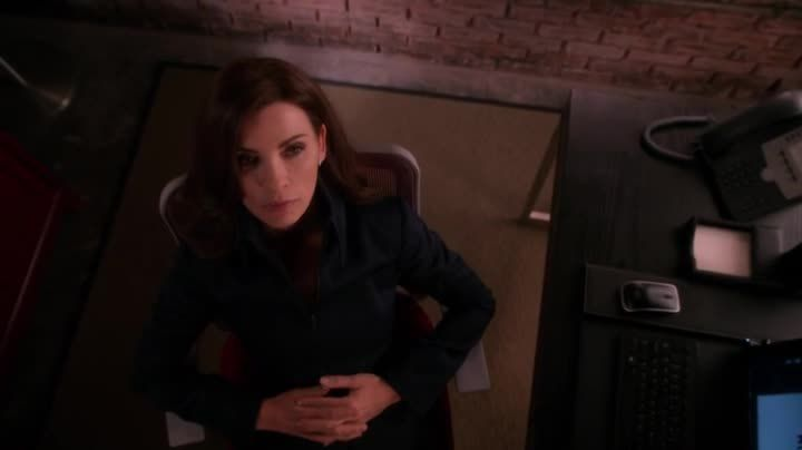 Critiques Séries : The Good Wife. Saison 6. Episode 4.