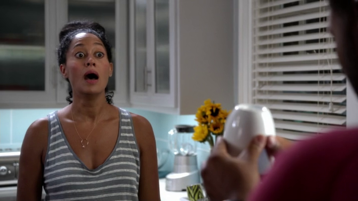 Critiques Séries : Black-ish. Saison 1. Episode 4. Crazy Mom.