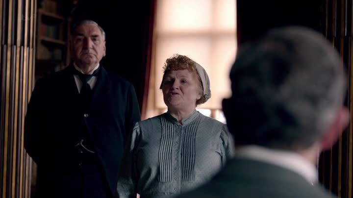 Critiques Séries : Downton Abbey. Saison 5. Episode 4.