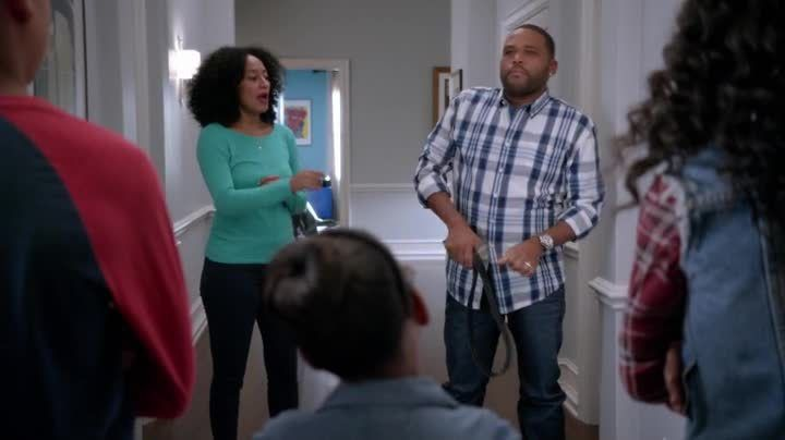 Critiques Séries : Black-ish. Saison 1. Episode 5. Crime and Punishment.
