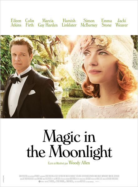 Critique Ciné : Magic in the Moonlight, l'illusionniste illusionné