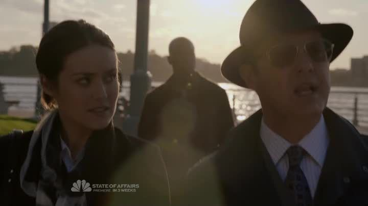 Critiques Séries : The Blacklist. Saison 2. Episode 6. The Mombasa Cartel.