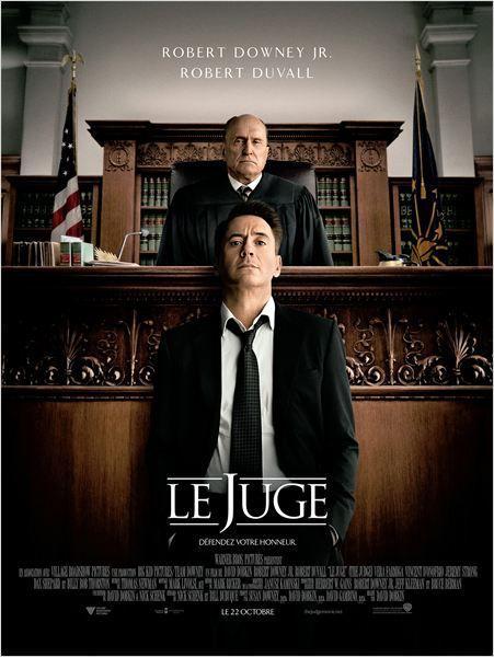 Critique Ciné : Le Juge, de père en fils