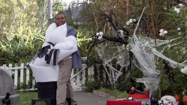 Critiques Séries : Black-ish. Saison 1. Episode 6. The Prank King.