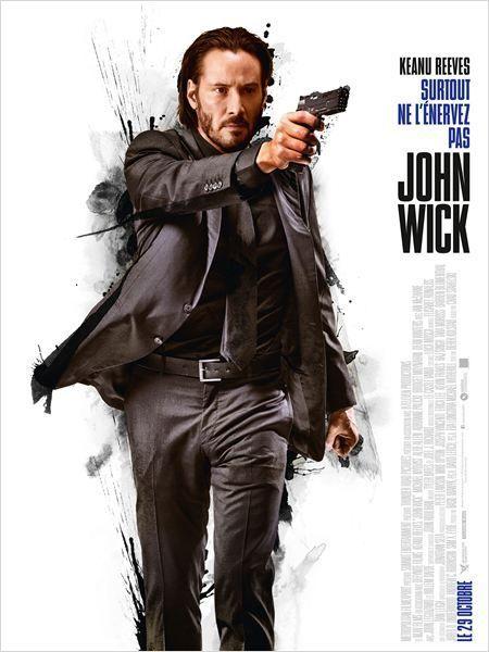 Critique Ciné : John Wick, l'élégance du tueur