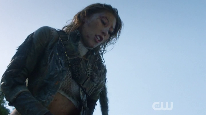 Critiques Séries : The 100. Saison 2. Episode 3. Reapercussions.