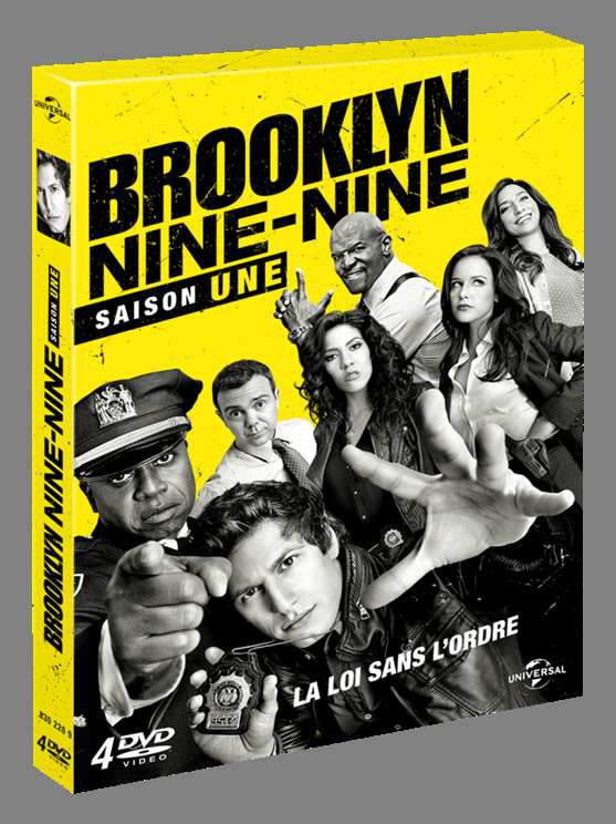 Brooklyn Nine-Nine - Saison 1 (DVD)