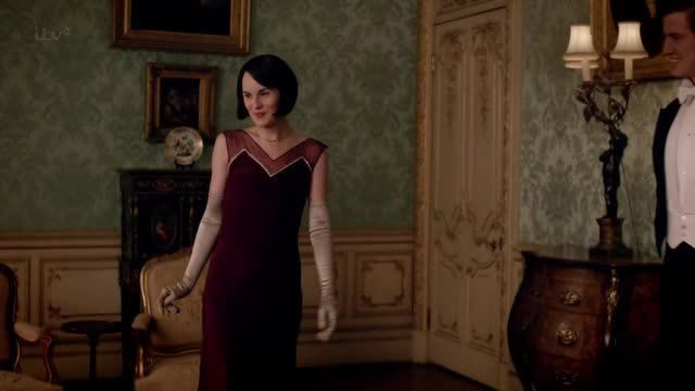 Critiques Séries : Downton Abbey. Saison 5. Episode 6.