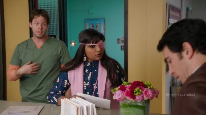 Critiques Séries : The Mindy Project. Saison 3. Episode 8.