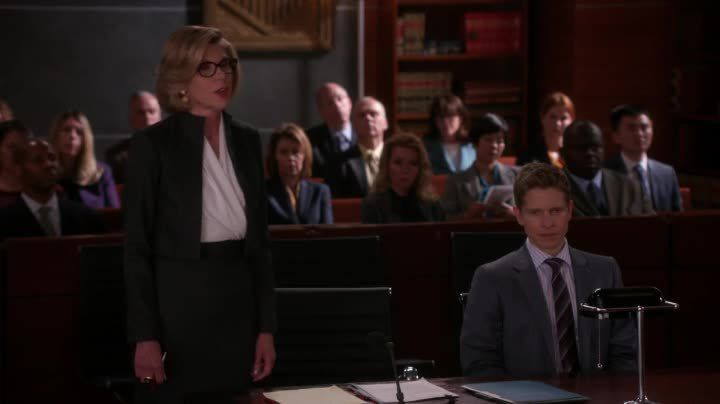 Critiques Séries : The Good Wife. Saison 6. Episode 10.