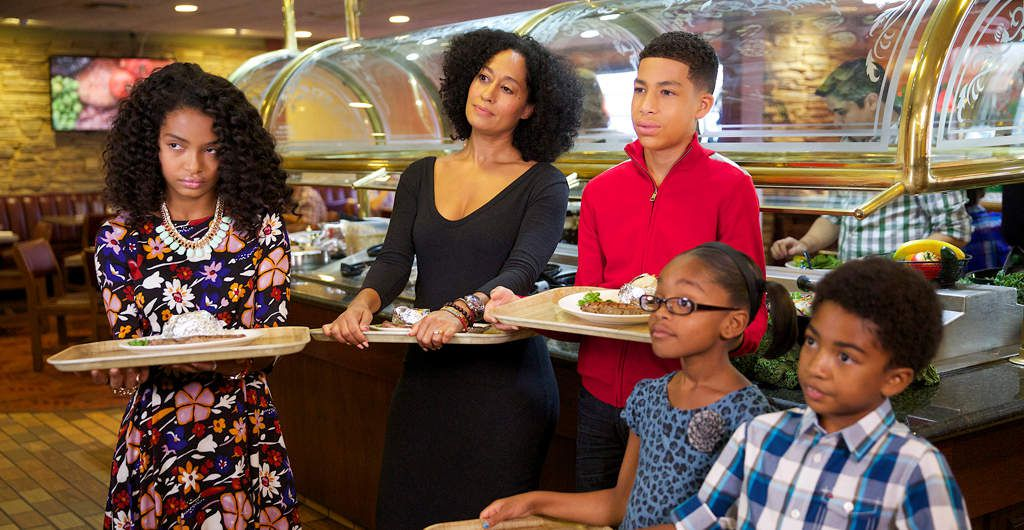 Critiques Séries : Black-ish. Saison 1. Episode 7. The Gift of Hunger.
