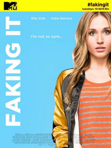 Critiques Séries : Faking It. Saison 2. Partie 1. BILAN.