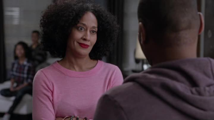 Critiques Séries : Black-Ish. Saison 1. Episode 9. Colored Commentary.