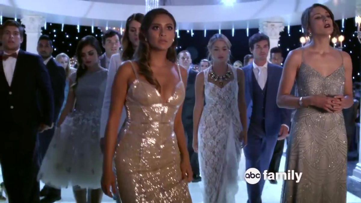 Critiques Séries : Pretty Little Liars. Saison 5. Episode 13.
