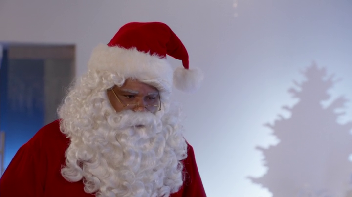 Critiques Séries : Black-Ish. Saison 1. Episode 10. Black Santa / White Christmas