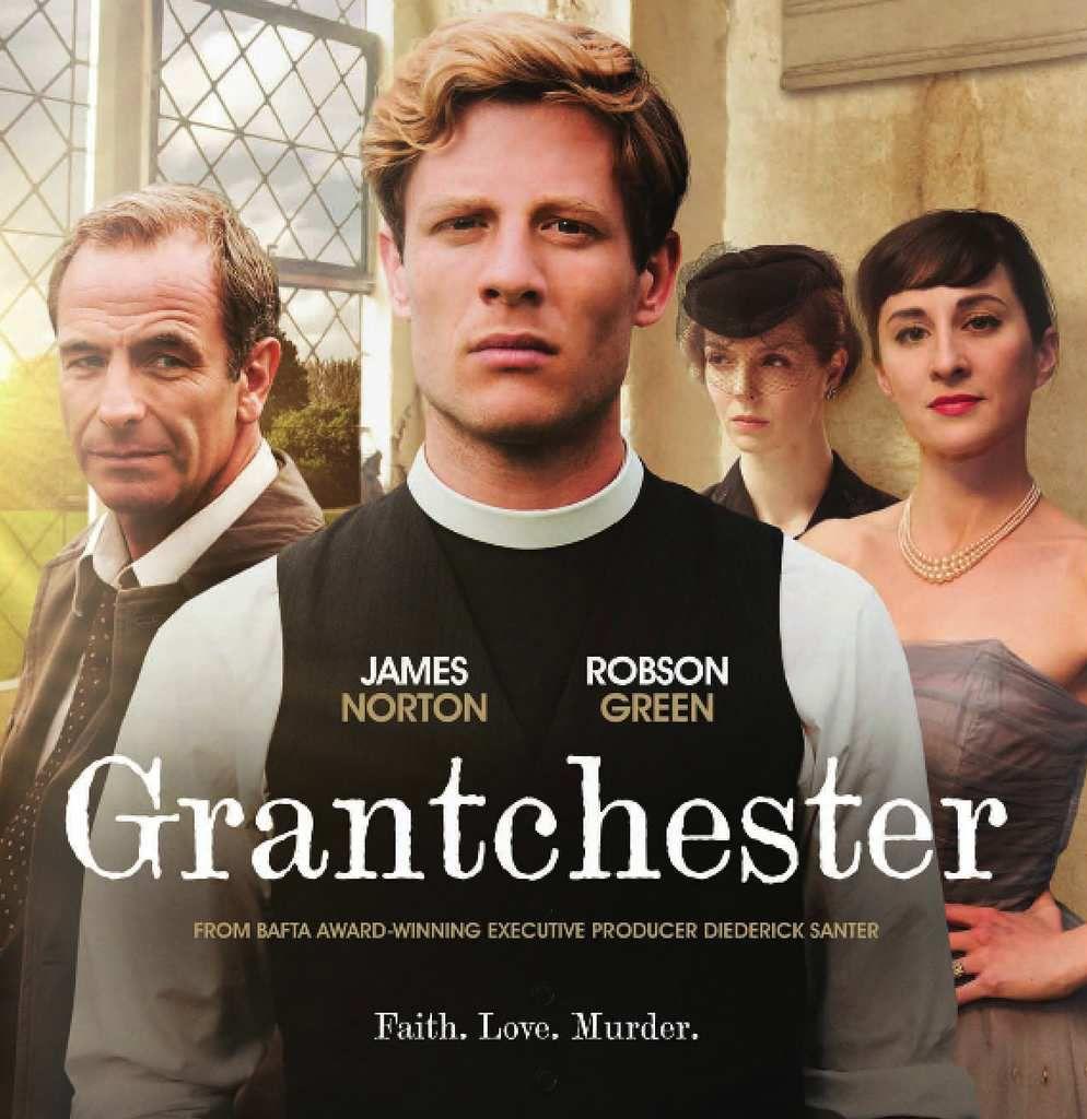 Critiques Séries : Grantchester. Saison 1. BILAN (UK).