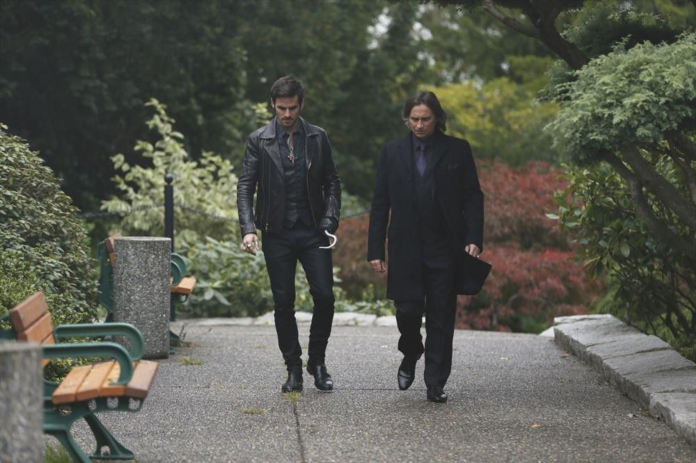 Critiques Séries : Once Upon a Time. Saison 4. Episode 12.