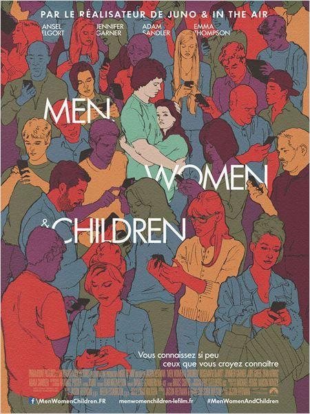 Critique Ciné : Men, Women and Children, ultra connecté