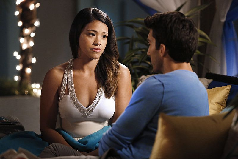 Critiques Séries : Jane the Virgin. Saison 1. Episode 9. Chapter Nine.