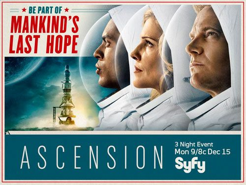 Critiques Séries : Ascension. Saison 1. BILAN.