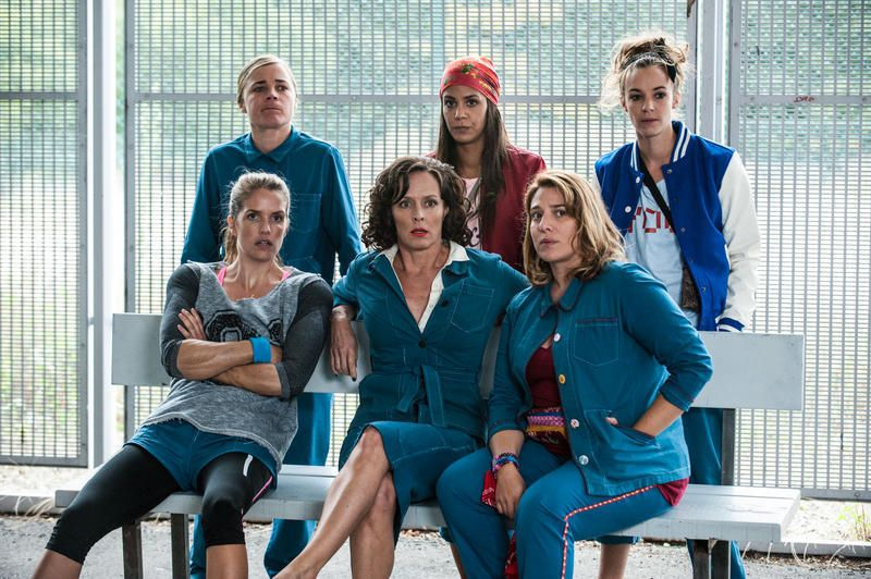 Critiques Séries : Workingirls - La Grande Evasion