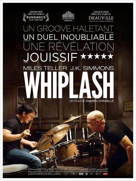 Critique Ciné : Whiplash, duel de jazz