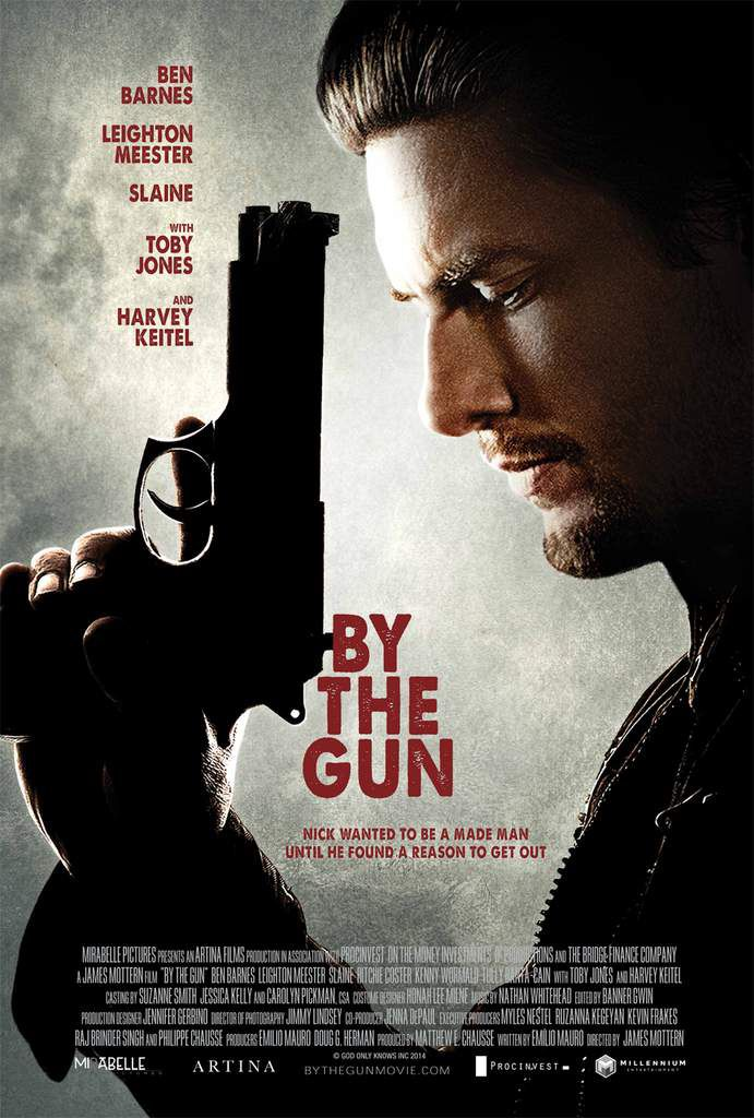 Critique Ciné : By the Gun, Boston mafia
