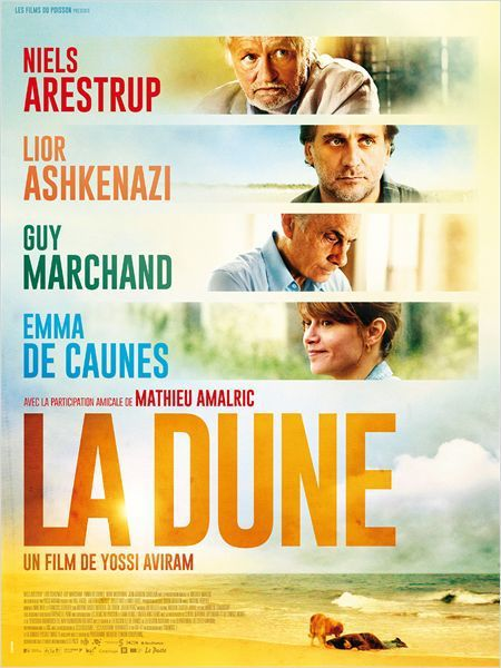 Critique Ciné : La Dune, road trip