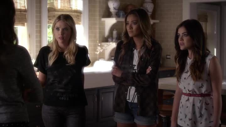Critiques Séries : Pretty Little Liars. Saison 5. Episode 14.