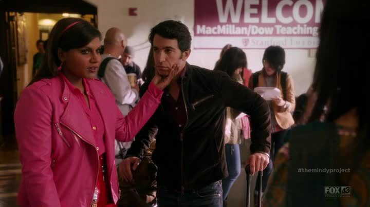 Critiques Séries : The Mindy Project. Saison 3. Episode 12.