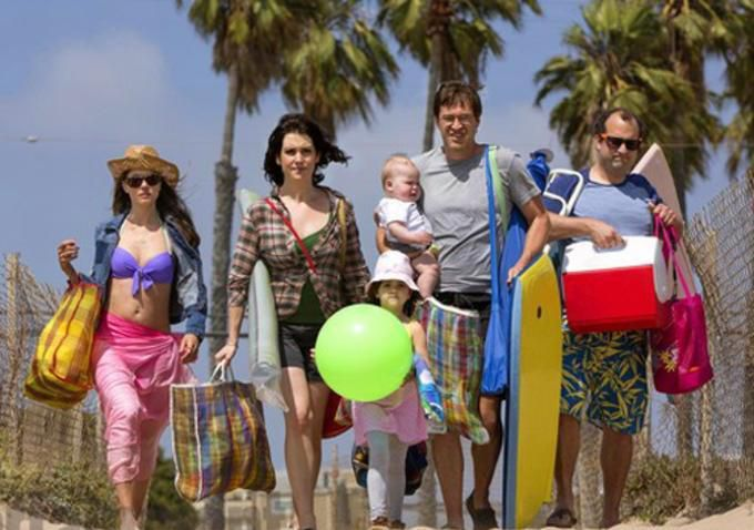 Critiques Séries : Togetherness. Saison 1. Pilot.