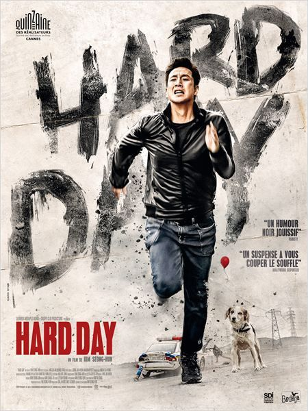 Critique Ciné : Hard Day, dur journée