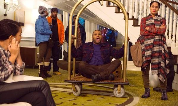 Critiques Séries : Black-Ish. Saison 1. Episode 12. Martin Luther King Skiing Day.