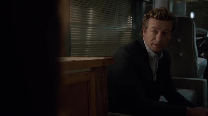 Critiques Séries : The Mentalist. Saison 7. Episode 7.