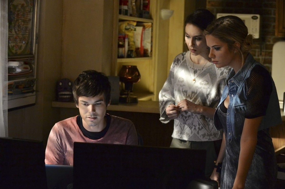 Critiques Séries : Pretty Little Liars. Saison 5. Episode 16.