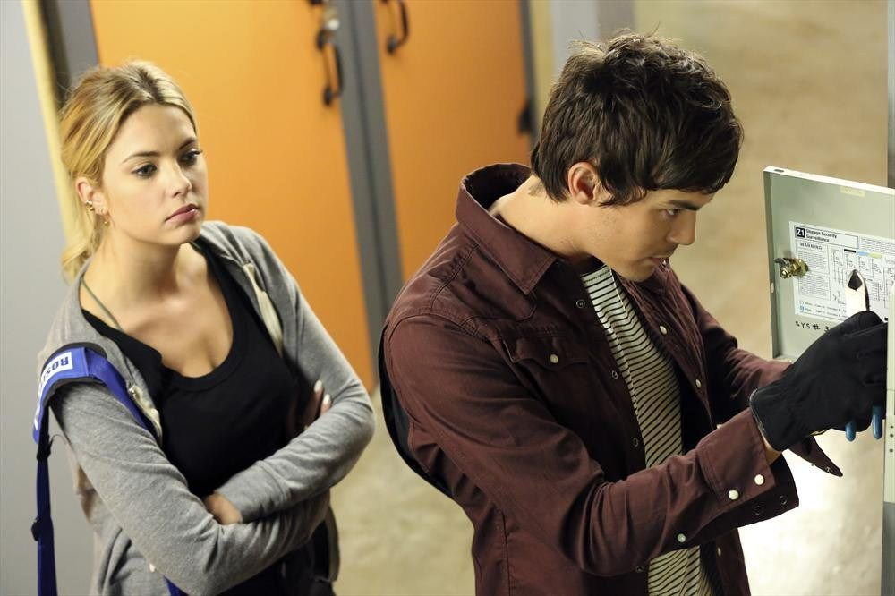 Critiques Séries : Pretty Little Liars. Saison 5. Episode 17.