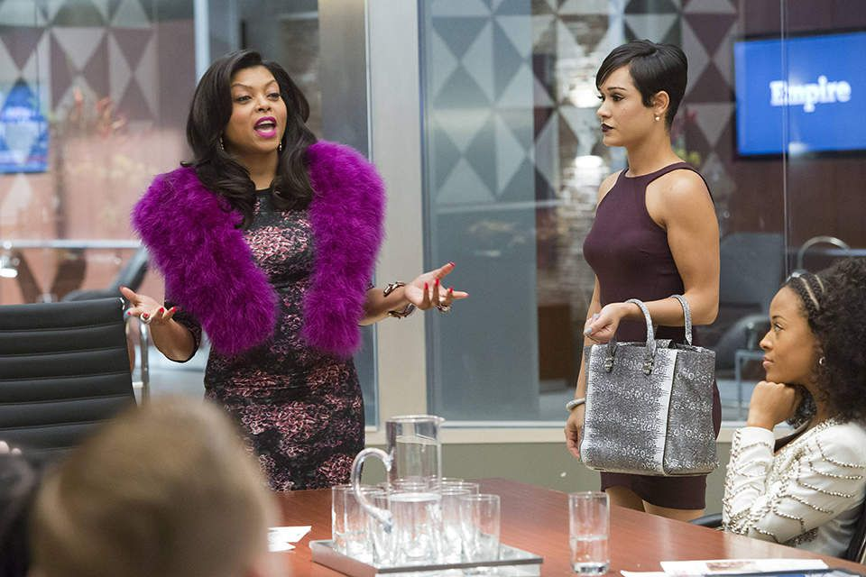 Critiques Séries : Empire. Saison 1. Episode 4. False Imposition.