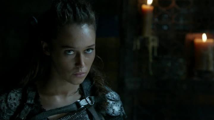 Critiques Séries : The 100. Saison 2. Episode 10. Survival of the Fittest.
