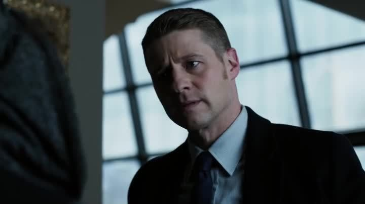 Critiques Séries : Gotham. Saison 1. Episode 14. The Fearsome Dr. Crane.