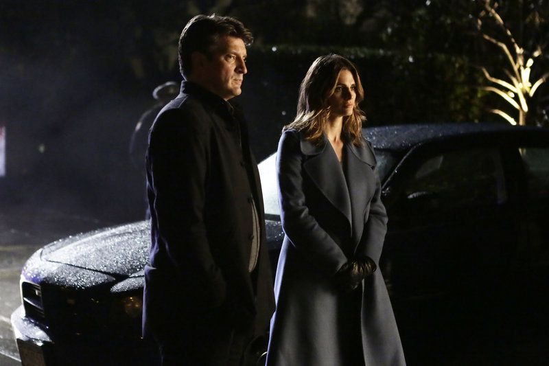 Critiques Séries : Castle. Saison 7. Episode 13. I, Witness.
