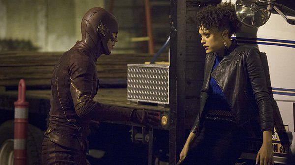 Critiques Séries : The Flash. Saison 1. Episode 12. Crazy for You.