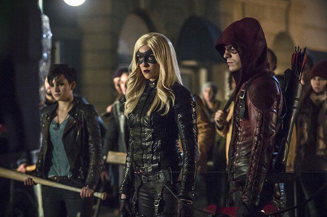 Critiques Séries : Arrow. Saison 3. Episode 12. Uprising.