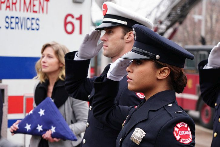 Critiques Séries : Chicago Fire. Saison 3. Episode 13 / Chicago P.D.. Saison 2. Episode 13.