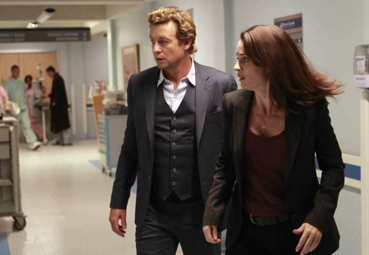 Critiques Séries : The Mentalist. Saison 7. Episode 10.