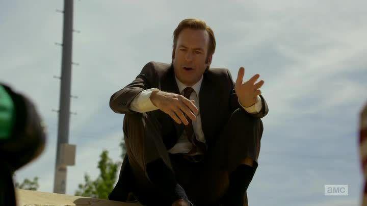 Critiques Séries : Better Call Saul. Saison 1. Pilot.