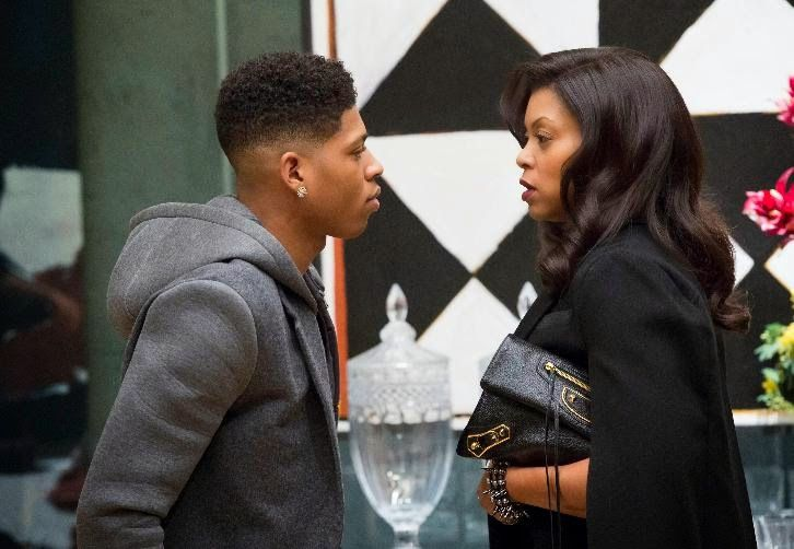 Critiques Séries : Empire. Saison 1. Episode 6. Out, Damned Spot.