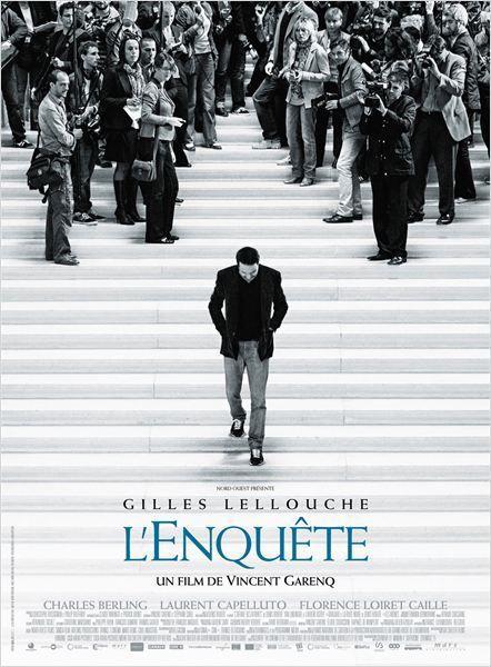 Critique Ciné : L'Enquête, Clearstream et cie